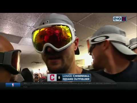 """Lonnie Chisenhall on the Indians' unity: """"We're family."""""""
