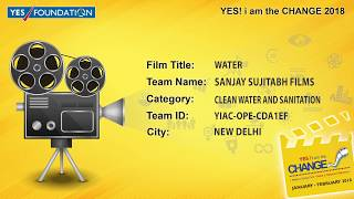 Water - Short Movie- Yes Bank -2018
