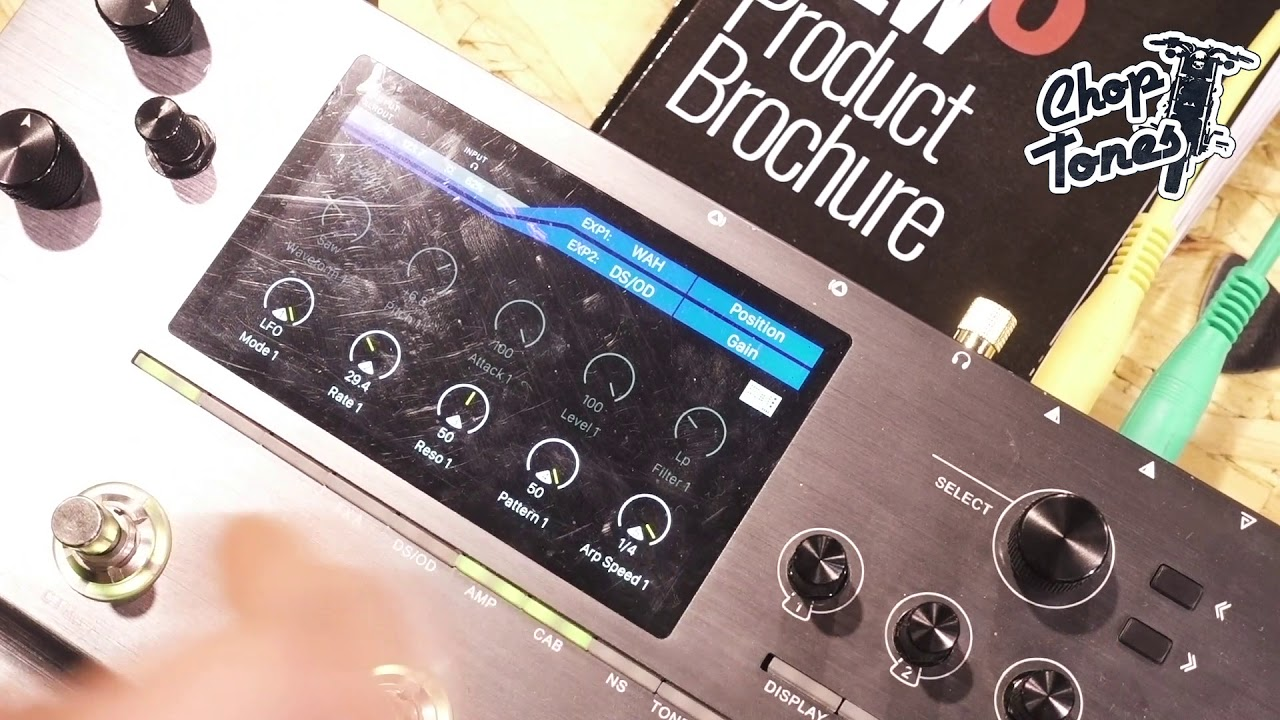 NAMM 2019 | Mooer GE300 | Quick Playthrough