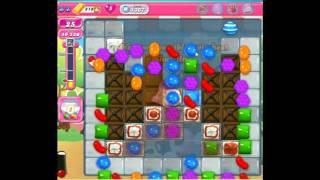 Candy crush saga level 1367 No booster, 3 Stars