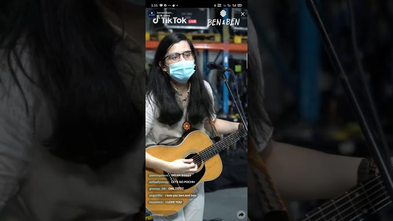 Download Ben&Ben - Nakikinig ka ba sa akin? (Tiktok Live)