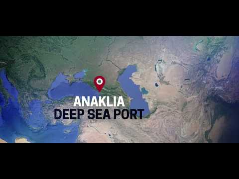 Anaklia Deep Sea Port