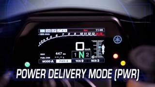 YZF-R1M Innovation - Power Delivery Mode