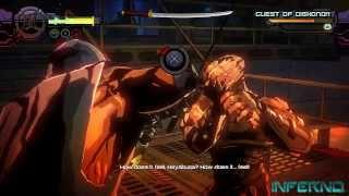 Yaiba: Ninja Gaiden Z - Walkthrough - Part 5 - [Mission 5 - Boss: Ryu Hayabusa]