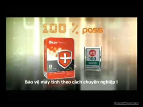 Bkav Pro 2011 quảng cáo trên truyền hình