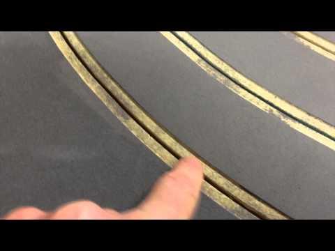 Building Paramount Raceway 1960's Routed Slot Car Track – Part  4