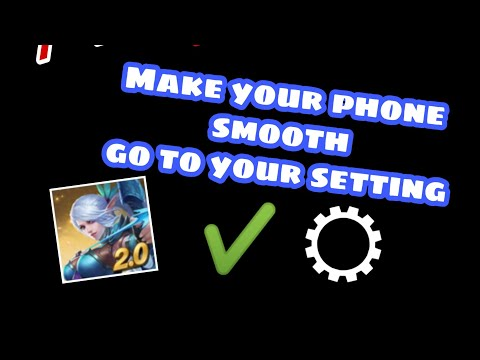How To Fix FPS Drop In Mobile Legends - Paano Maging Smooth Ang Graphics Sa Mobile Legends