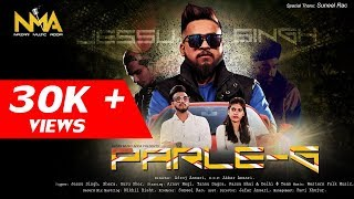 Parle G Jessu Singh Team Dilli 8 New Rap Song Director Afroj Ansari NAZAR MUSIC ADDA NMA