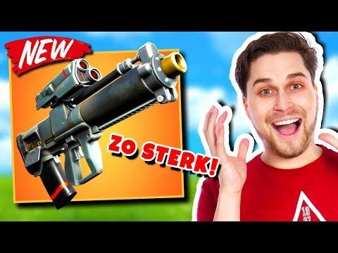 Proximity Grenade Launcher Speelt Goddelijk! 😍 - Fortnite ft Duncan