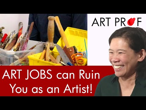 Art Jobs vs. Non-Art Jobs