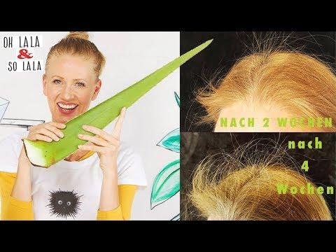 So Wachsen Eure Haare Wie Verrückt Haarausfall Stoppen Schon
