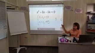 Часть 1. Математика. Простейшие уравнения на ЕГЭ и ОГЭ. 6 видов.
