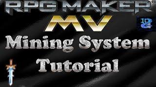 RPG Maker MV Mining System Tutorial
