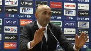 """Spalletti: """"Emerson il migliore? Ridicolo..."""" - Giornata 15 - Serie A TIM 2016/17"""