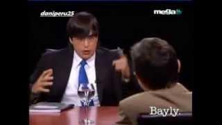 Jaime Bayly y Federico J. Losantos, mano a mano (2008)