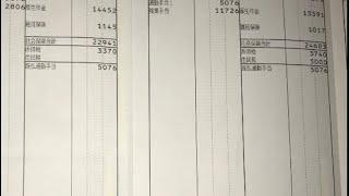 給与明細 SOMPOホールディングスの主任のデタラメな給料