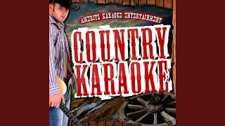 Long Black Train (In the Style of Josh Turner) (Karaoke Version)