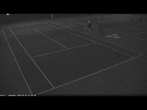 Gustavus Tennis vs. Northwestern - Court 1 (3/3/18)