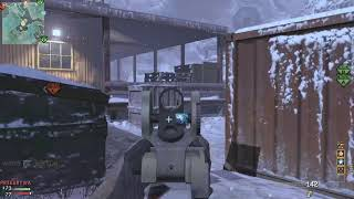 COD MW3 PC MOAB ACR 55 kill streak without commentary.