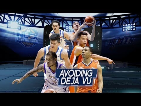 HIGHLIGHTS: NLEX vs. Meralco (VIDEO) February 9