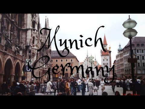 Beautiful Munich, Bavaria's Capital, Germany l Munchen, Bavarian