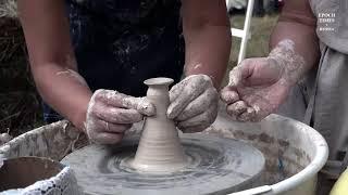 Мастер-класс по гончарной работе