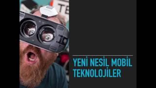 12 Yeni Nesil Mobil Teknolojiler (Mobil Pazarlamaya Giriş Eğitimi)
