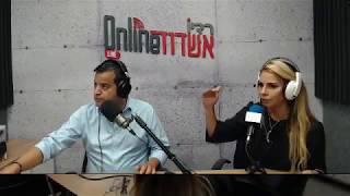 ענבל אור בראיון לרדיו אשדוד