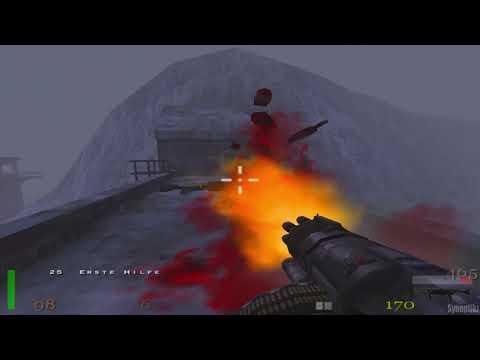 #8 - Return To Castle Wolfenstein Gameplay Deutsch Uncut PC