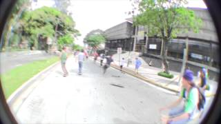 Go skateboarding day 2014 Costa Rica - S I X T E A M -