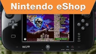 Nintendo eShop: Castlevania: Harmony of Dissonance on the Wii U Virtual Console