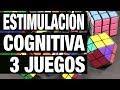 Estimulación Cognitiva para Adultos Mayores (3 Actividades para Realizar)