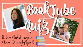 #BookTube Quiz Live