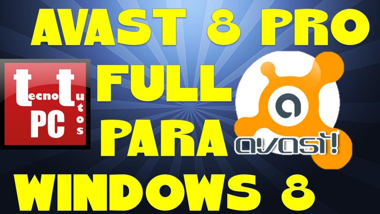 antivirus para windows 8 pro