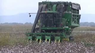 JOHN DEERE 9960 Cotton Picker  Greece