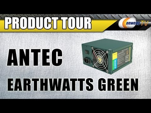 Newegg TV: Antec Earthwatts 430W Green PSU Product Tour