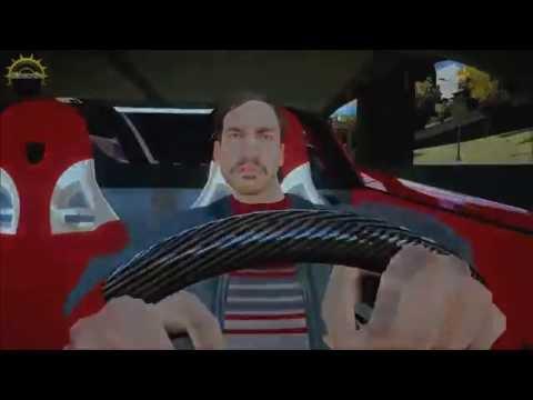 R.I.P Paul Walker (Crash Reenactment)
