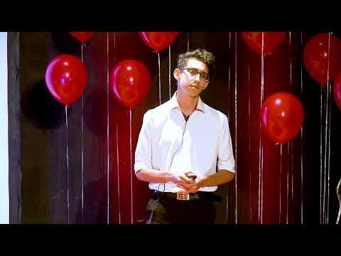 TEDx Talks: The Unspoken Word of Art | Omar Yehia | TEDxPristinePrivateSchool