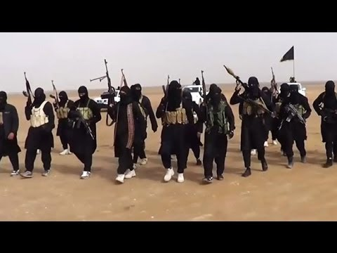 ISIS: 'world's richest terror group' in 60 seconds