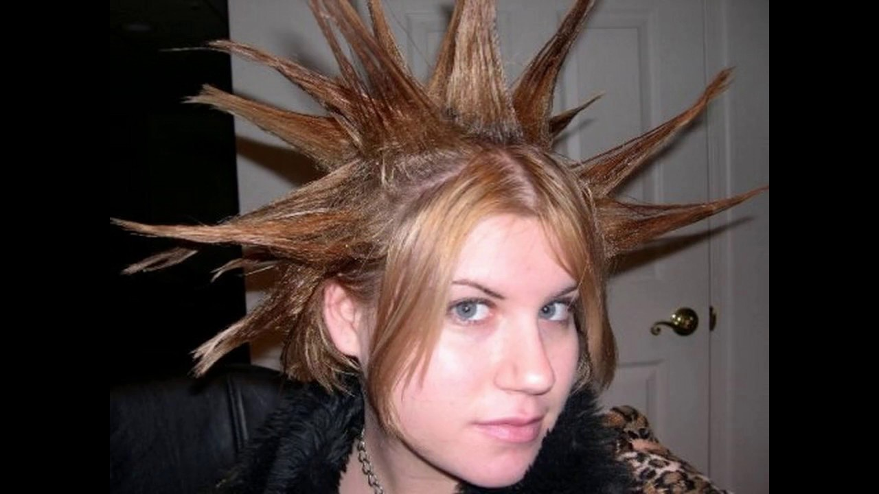 crazy hair ideas girls