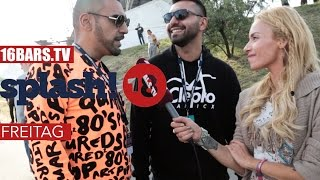 Splash! 2015: Tag 2 mit Kool Savas, Ali As, Credibil, AchtVier u.v.m. (16BARS.TV)