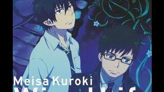 Repeat youtube video Ao no Exorcist ED 2 - Wired Life (no escape remix) feat. Rin Okumura [Romaji_German Lyrics]