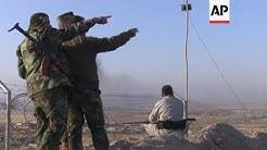 Fighting continues as Peshmerga retake village
