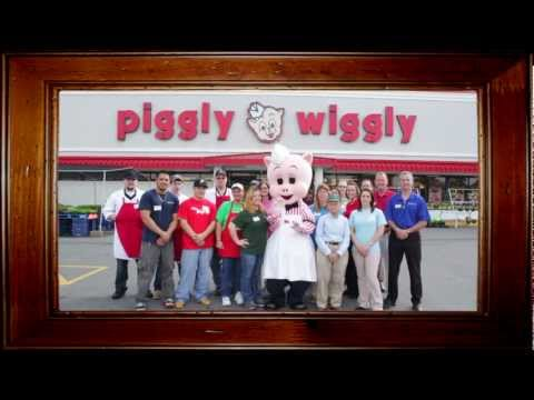 Warsaw, NC - Piggly Wiggly Hometown Tour Commercial (2012)