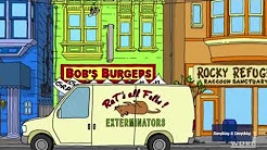 All Exterminator Vans & Stores Next Door | Bob's Burgers | Season 1