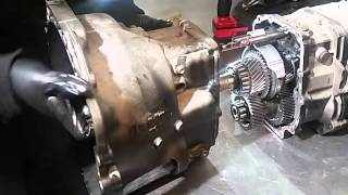 v160 gearbox