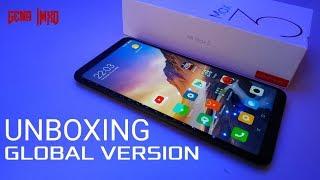 подъехал Xiaomi Mi Max 3. Global Version БЕЗ компромиссов!