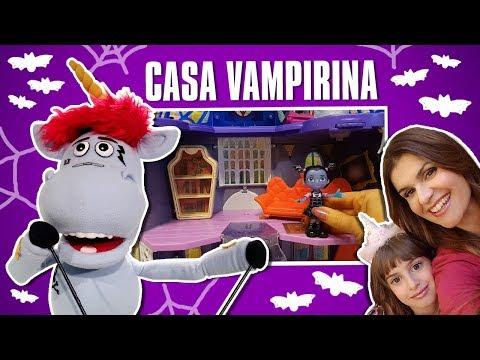 VAMPIRINA CI MOSTRA IL SUO FOBIA B&B | Barbara D'Alessandro