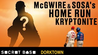 The pitcher Mark McGwire and Sammy Sosa couldn't homer off in 1998 | Dorktown