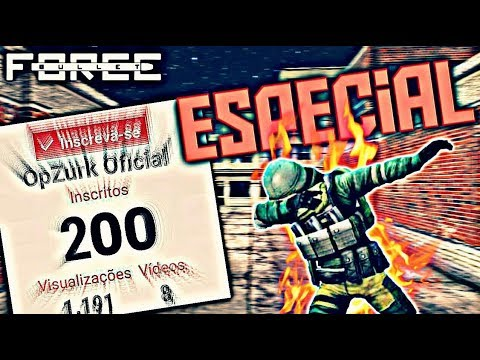 Bullet Force - Especial 200 Subs